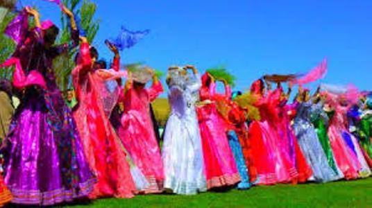 رقص زنان